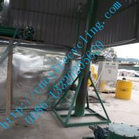 Buy cheap JNC High-tech waste oil pyrolysis to diesel oil machine from wholesalers