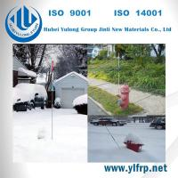 Buy cheap Fiber Reinforced Plastic Rod Roadside Marker / Driveway Marker / Fiberglass Marker from wholesalers