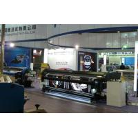 Buy cheap Digital Vinyl Large Format Solvent Printer With Micro Piezo Print Head from wholesalers