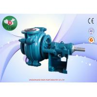 Portable Mineral Slurry Water Pump With Rubber / Metal Liner 6/4X-AH Series AH(R)