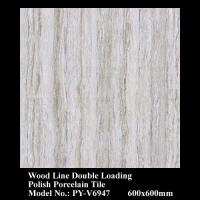 Buy cheap Wood Vein Double Loading series polish tiles PY-V6947 product