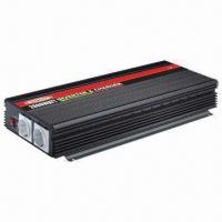 Buy cheap Modified Sine Wave Inverter/Car Power Inverters with chargers/USB power adapters/solar from wholesalers