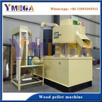 Buy cheap Long Service Automatic Biomass Wood Pellets Production Line on Sale from wholesalers