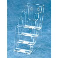 Buy cheap acrylic brochure holder from wholesalers