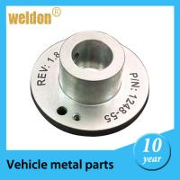 Buy cheap Special Vehicle metal parts / Automobile American Axle trailer sheet metal parts from wholesalers