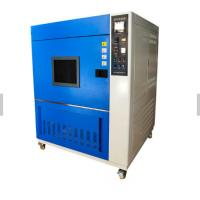 Buy cheap 150L Xenon Lamp Weather Resistance Test Chamber , Single Door Accelerated Weathering Machine from wholesalers