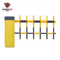 Buy cheap Outdoor automatic Boom gate barrier/parking lot access control security barrier for vehicle access control from wholesalers
