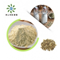 Buy cheap 90% Organic Hemp Protein AAA Grade Vegetable Extract Powder product
