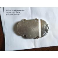 Buy cheap aluminum CNC milled gearbox with sanding surface from wholesalers