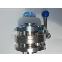Buy cheap Polished Butterfly Valve Manufacturer in China (ACE-DF-3D) from wholesalers