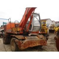 Buy cheap used Hitachi EX100WD excavator for sale from wholesalers