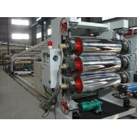 Buy cheap PE Plastic Sheet Extrusion Line product