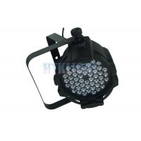 Buy cheap High Efficiency 54 Pcs 3W RGBW Theater Spot Lights For Event / TV Studio from wholesalers