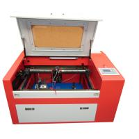 Buy cheap CO2 laser engraving cutting machine / pantograph engraver from wholesalers