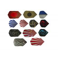 Buy cheap Unique Water Drop Slim Kite Pet Custom Printed Dart Flights Darts Accessories from wholesalers