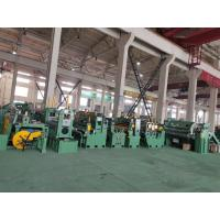 Buy cheap High Speed Automatic Cut To Length Machines Line For Cr Stainless Steel Copper from wholesalers