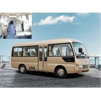 Buy cheap Right Hand Drive Vehicle 25 Seater Minibus 2+2 Layout With Air Conditioner from wholesalers