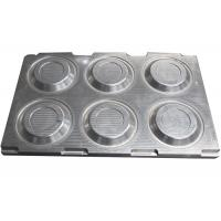 Buy cheap Aluminum Pulp Molding Dies , Disposable Tableware / Dishware Moulds from wholesalers