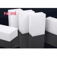 Buy cheap Large Magic Sponge Cleaning Pad , Strong Decontamination Magic Block Cleaner product
