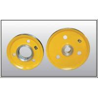 Buy cheap Hot rolling pulley from wholesalers