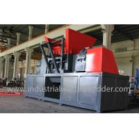 Buy cheap Motor Driven Tyre Shredding Machine , Rubber Tyre Shredder Custom Output Size from wholesalers