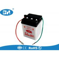 Buy cheap Rechargeable 6v Lead Acid Battery Big Capacity 88 * 85 * 96mm 0.45kg Durable from wholesalers