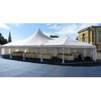 Buy cheap Retractable Fire Retardant Tarpaulin , Self Cleaning Sun Tarp For Muslim Tent from wholesalers
