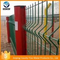 Buy cheap Alibaba China Supplier 3d Traingle Wire Mesh Fence Netting,All  Kinds Of Products,Different Colors,More Types and shapes from wholesalers
