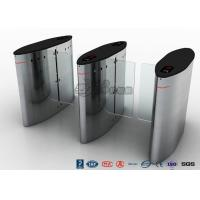 Buy cheap Electric Sliding Controlled Access Turnstile Waist Height For Traffic System product