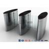 Buy cheap 304# Stainless Steel Turnstile Barrier Gate Sliding gate Turnstile For Traffic System from wholesalers