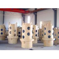 Buy cheap Casting Double Wall Pipe Drill Pipe Spot Asphalt Milling Mechanical Connection from wholesalers