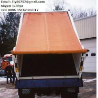 Buy cheap China manufacturer PVC coated fabric, waterproof PVC tarpaulin for truck cover from wholesalers
