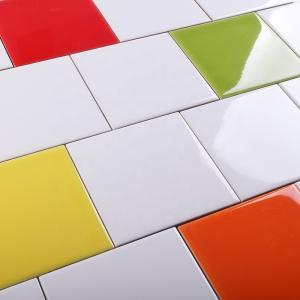 Buy cheap Interior Design 150 X 150 White Tiles Ceramic Wall Tiles For Living Room product