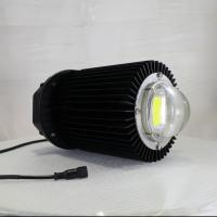Buy cheap IP65 High Lumen 140W LED Highbay Light Fixtures , Optical Len Mercury Free For Hangar from wholesalers