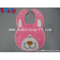 Buy cheap 13Bandana Bibs Plush Pink Cat Baby Bibs from wholesalers