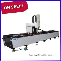 Buy cheap 3 axis aluminum profile cnc machine center from wholesalers