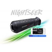 Buy cheap 384X288 Resolution Thermal Imaging Sight , WiFi Sharing Type Night Optics Thermal Scope from wholesalers
