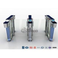 Buy cheap Industrial Swinging Speedgate Turnstile Access Control For Public Areas from wholesalers