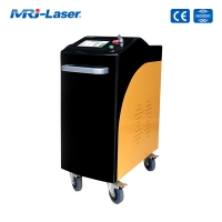 Buy cheap 120w Fiber Laser Cleaning Machine with High Precision And Good Stability product