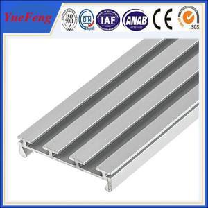 Buy cheap 6063 T5 led aluminum profile 3~6m anodized/powder coating aluminium u tube/channel product