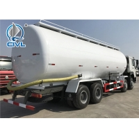 Buy cheap Heavy Duty 12 Wheel Bulk Powder Construction Water Trucks 35.0 Cubic Meters Bulk Cement Truck from wholesalers