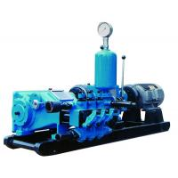 Buy cheap BW-150 MUD PUMP 1840*795*995 horizontal,triplex.single acting reciprocation piston pump from wholesalers