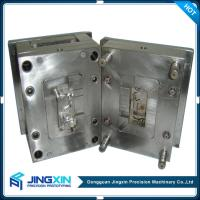 Buy cheap Jingxin Custom Design Various Shapes Accessories Machining Plastic Injection Molding Service from wholesalers