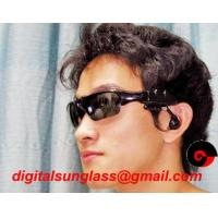 Buy cheap Sunglass Headset Mp3 player from wholesalers