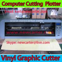 Buy cheap Desktop Vinyl Sign Cutter Creation Pcut CS630 Cutting Plotter Contour Cutting Plotter 24'' from wholesalers