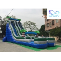 Buy cheap Newleap Inflatable Slides Combo Water Pool inflatable water slide adult For sale from wholesalers