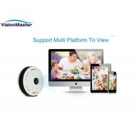 Buy cheap Wireless Wide Angle Ip Camera , Waterproof Ip Camera For Outdoor / Indoor from wholesalers