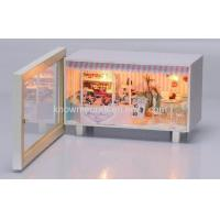 Buy cheap DIY House, Dollhouse, Wooden Model, Educational Toy, 128-04 from wholesalers