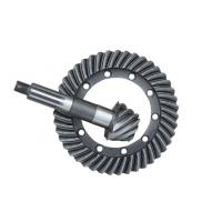 Buy cheap high quality automobile parts axle crown wheel pinion gear from wholesalers