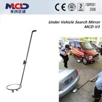 Buy cheap Lightweight Telescopic Under Vehicle Inspection Mirror Used For Police / Army from wholesalers
